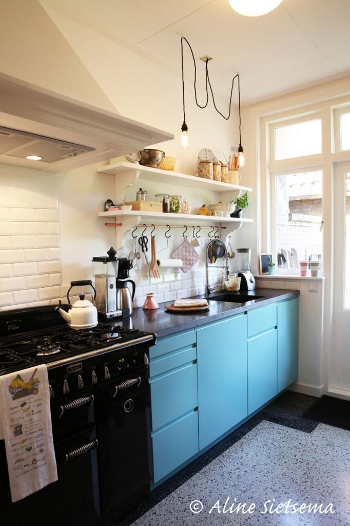 Onze nieuwe keuken 1s